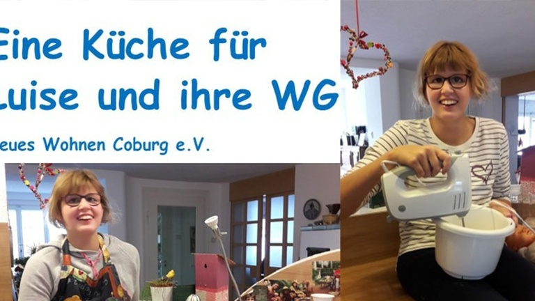"""""""Raus von Zuhaus"""" - Neues Wohnen Coburg"""