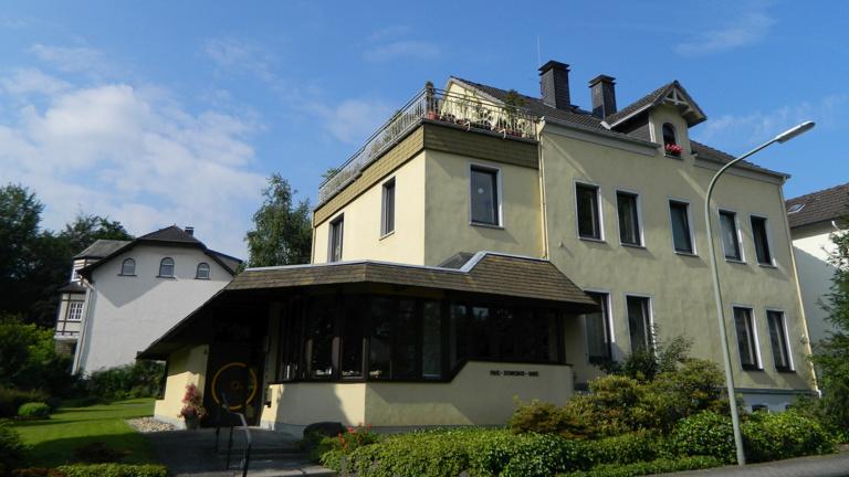Umbau Paul-Schneider-Haus