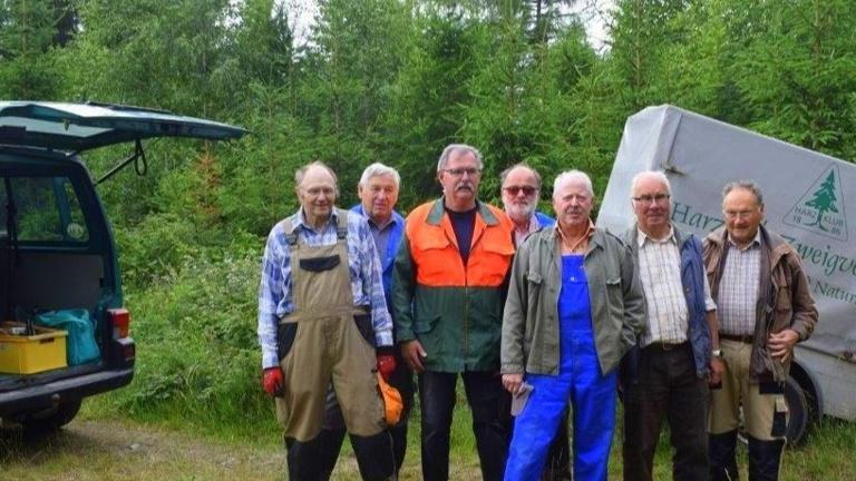Erhalt des Nationalpark Harz mit einem neuen PKW