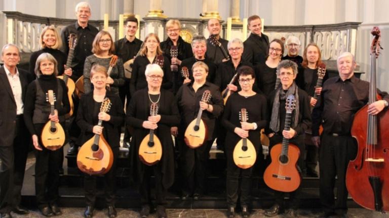 40 Jahre Zupfmusik im Grenzland