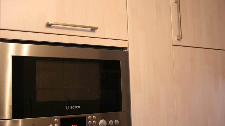 Modernisierung der Vereinsküche