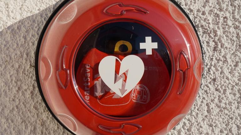 Herzflimmern - AED`s für Berngau
