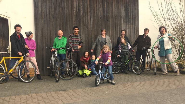 Lasten-E-Bike für Kranepuhl