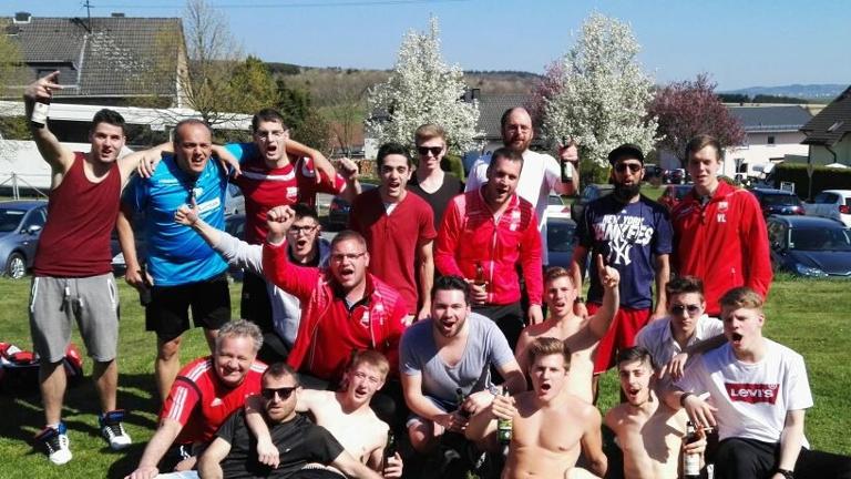 Fußballsport beim SV Gehlert