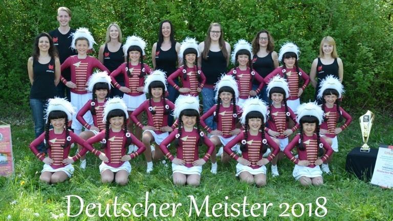 6 neue Uniformen für den Deutschen Meister 2018