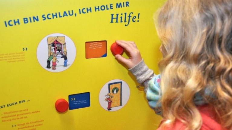 Kinder stark machen:  Echt KLASSE