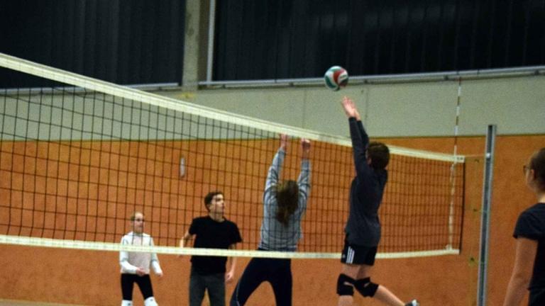 Volleyballabteilung des TSV Seelscheid