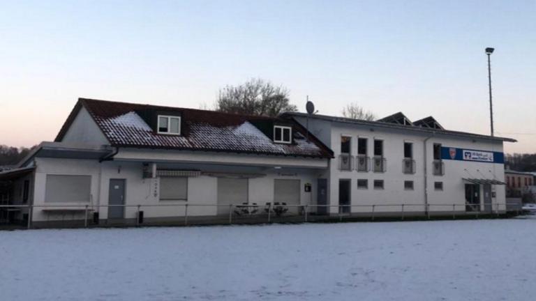 Modernisierung des Jahn-Stüberls