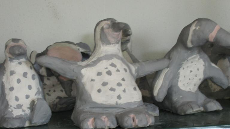 900 Schüler - 900 Pinguine