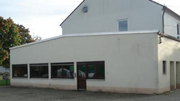 Neue Küche im Multifunktionsgebäude Scheibenhardt