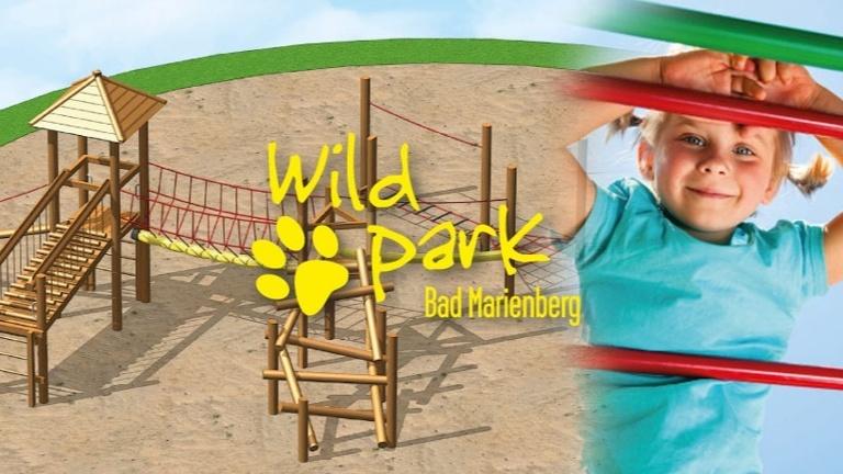 Motorik-Parcours Wildpark Bad Marienberg