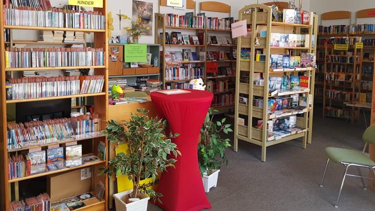 Bücherei - Fit für die Zukunft