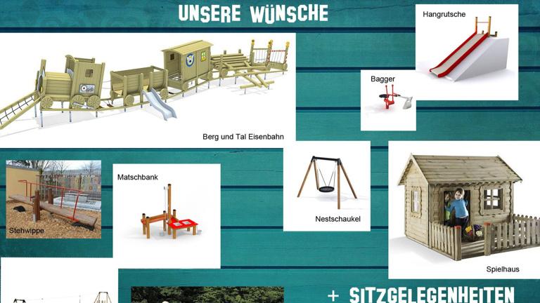 Ein Spielplatz für Hitzacker (Klötzeweg)