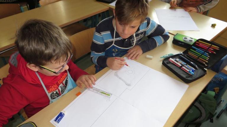 Tälerschule Ottendorf - Neugestaltung des Schulhofes