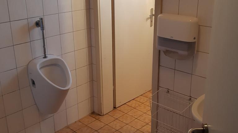 Renovierung Sanitäre Einrichtungen des SV Knöringen 1953 e.V