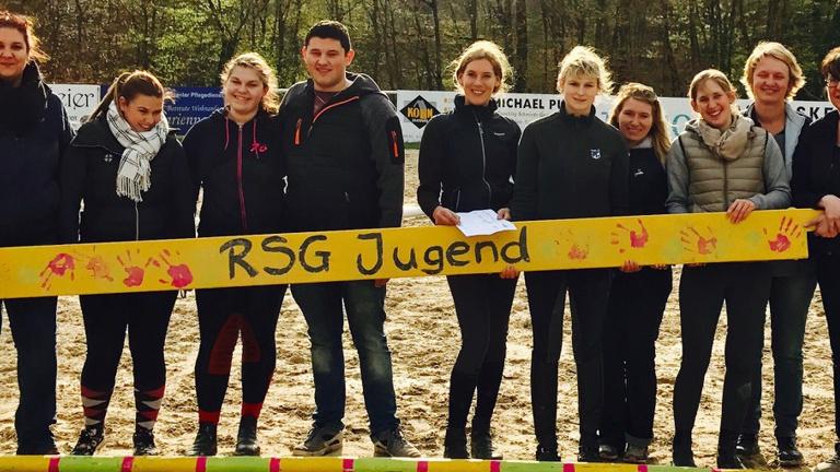 Schulpferde mit Herz für die RSG Saarburg
