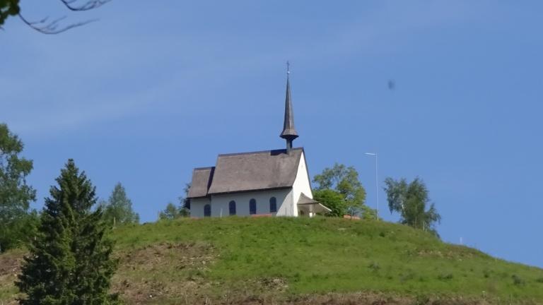 Damit Frieden bleibt im Tal-Kapelle Maria Frieden