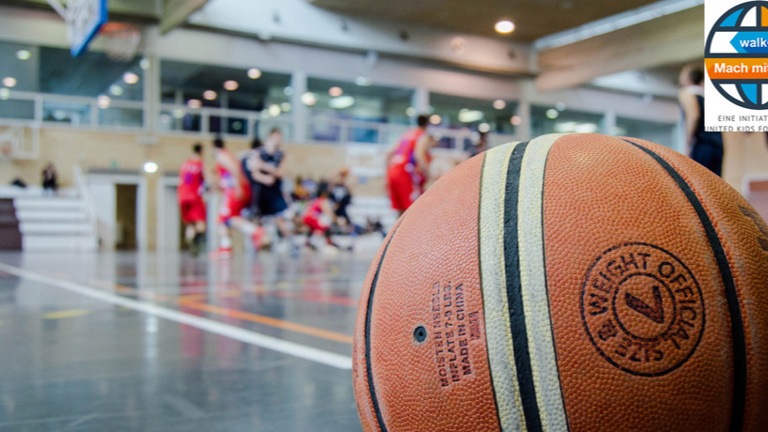 Sport in der Weststadt – Basketballecke im Emsviertel