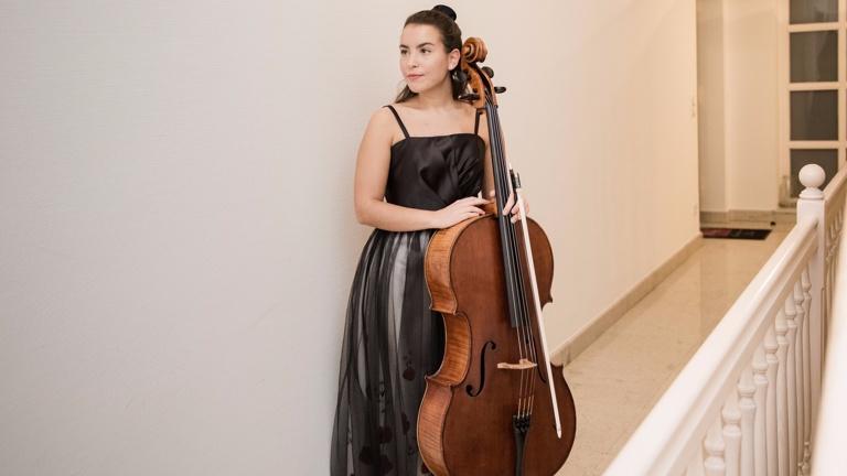 Ein Cello für Natalia
