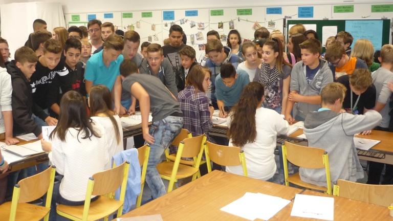 Demokratiepädagogik - Schule als Stadt