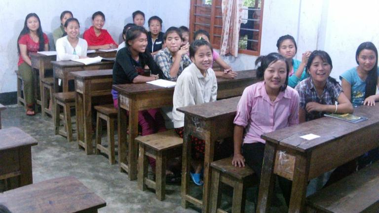 Schulen schreiben nach Indien: Letter Crossing