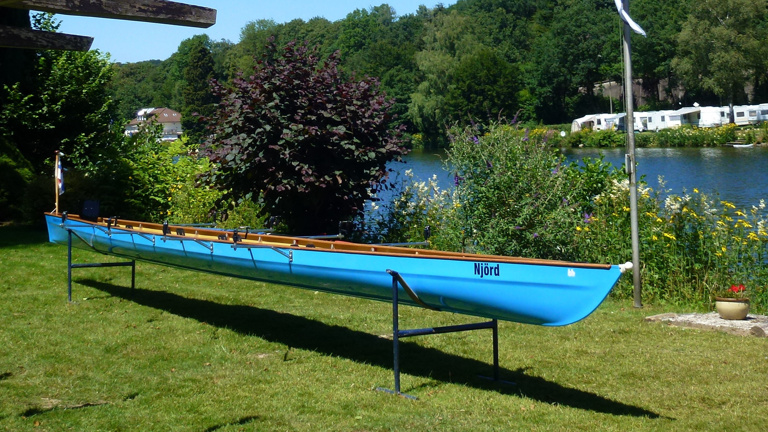 Ruderboot für unsere Jugend