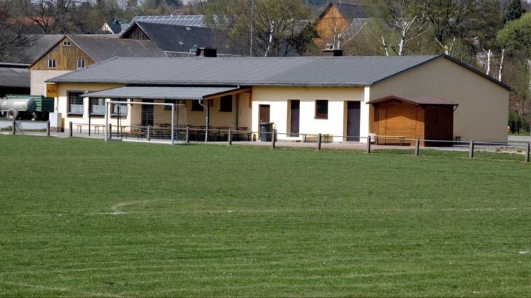 Sportplatzsanierung TSV Köditz