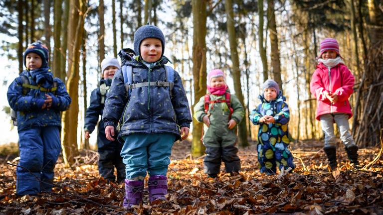 Ein stilles Örtchen für den Naturkindergarten