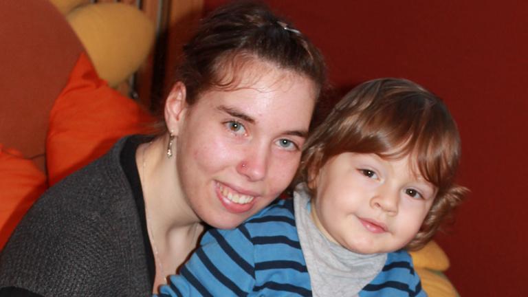 Kinder glücklich machen und Vanessa unterstützen