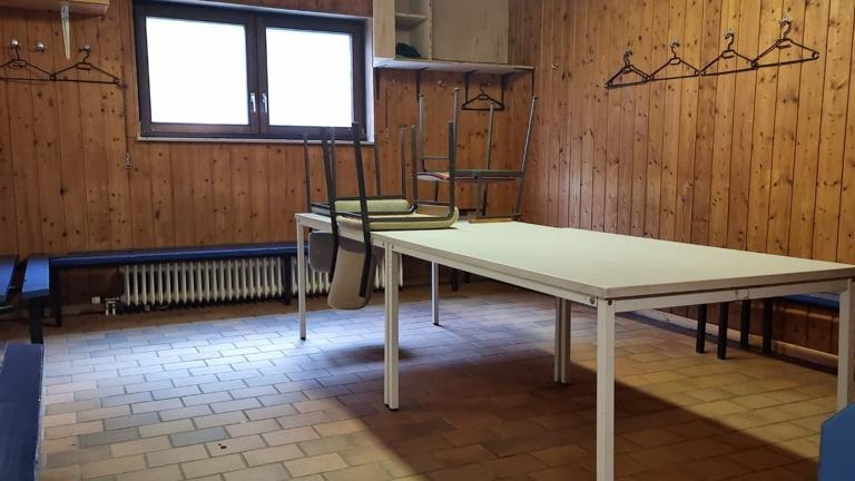 Sportheim Sanierung VfL Höfen