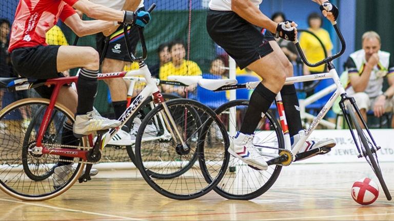 Fit für Hallenradsport trotz Corona