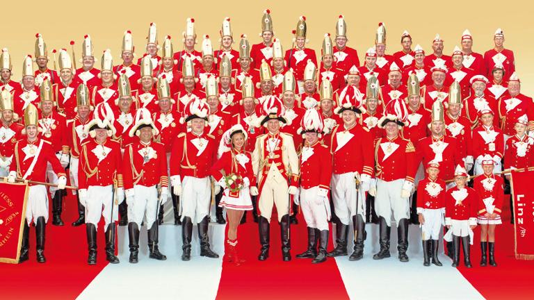 Neue Trommeln für Musikzug der Stadtsoldaten Linz