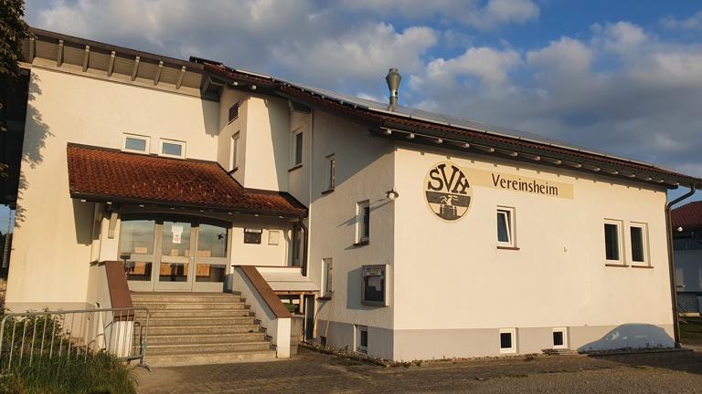 Renovierung Vereinsheim