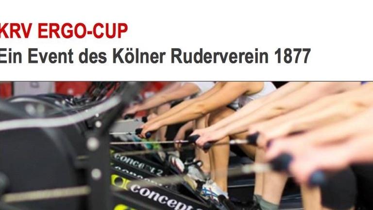 Indoor Ruder Challenge für Köln am 8.12.2018
