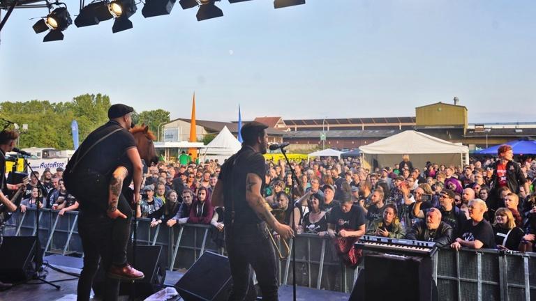Mehr als laut -  PRO Kultur - Rock am Turm
