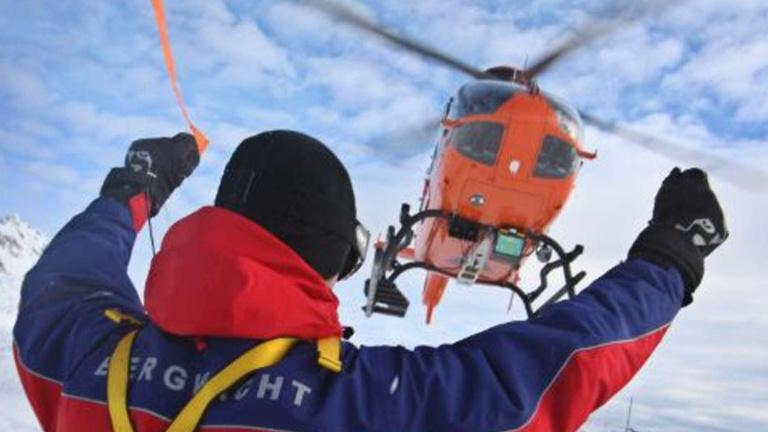 Einsatzjacken für die Bergwacht Reit im Winkl