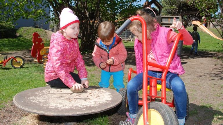 Sprach-KiTa im Kindergarten St. Michael