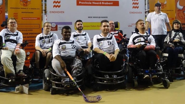 Powerchair Hockey international