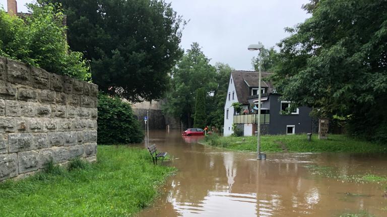 Höchstadt hilft! Hochwasser 2021