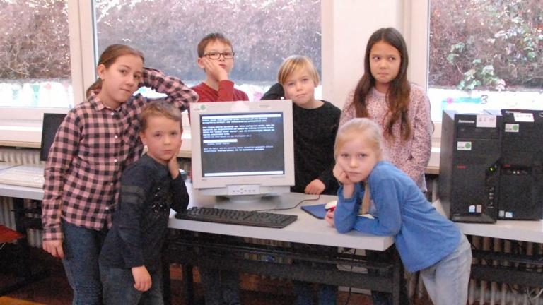 Digitale Medien für die Grundschule Altheim