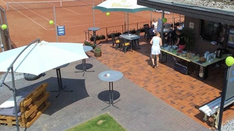 Fun&Chillout-Area Tennisclub Jüchen