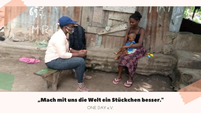 Hunger stoppen & Aufklärung fördern