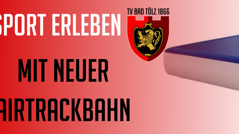 Airtrackbahn TV Bad Tölz - Sport Erleben