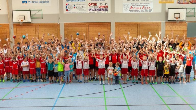 Optimierung der Jugendarbeit der Handballer