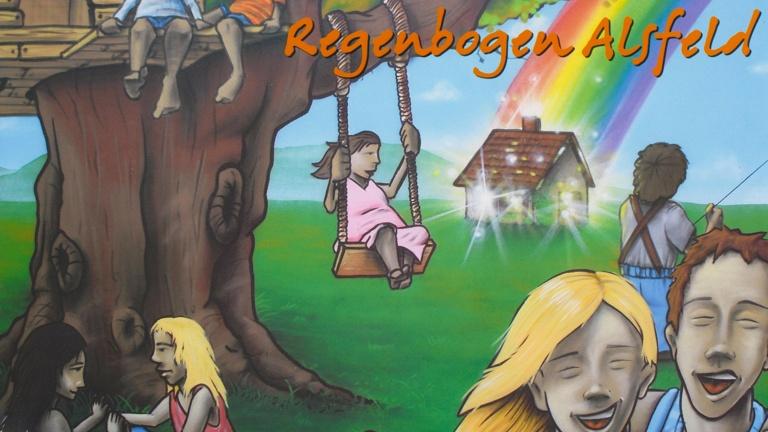 Der STATTGarten für Schüler der Stadtschule und Bürger von Alsfeld