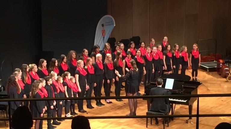 Chorkulturaustausch Junger Kammerchor BB - Zhuhai China