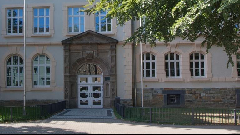 Defibrillator für das Leibniz Gymnasium