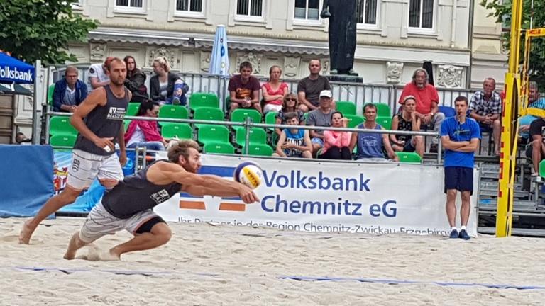 Beachwochen Crimmitschau 2019