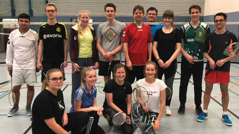 Badminton/Floorball   Trikots