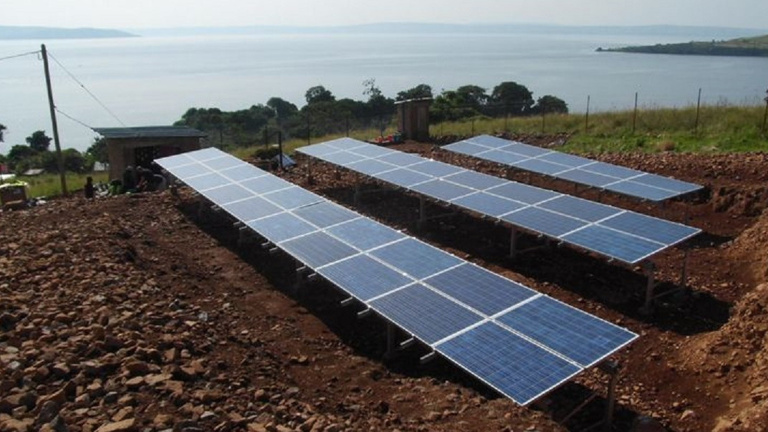 Solarkocher-Projekt